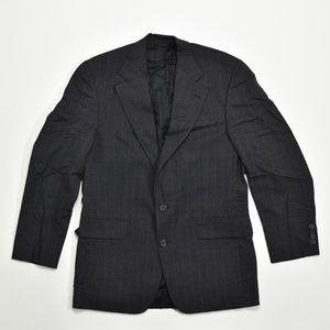 Chaps Ralph Lauren Regular 40R Gray   Sport Coat B